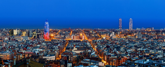 Experience nightlife in Barcelona