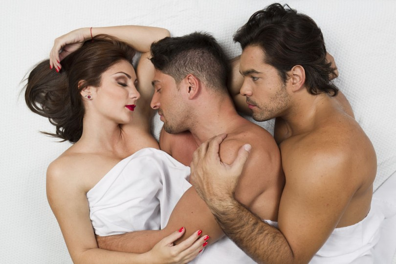 Cheating and threesomes